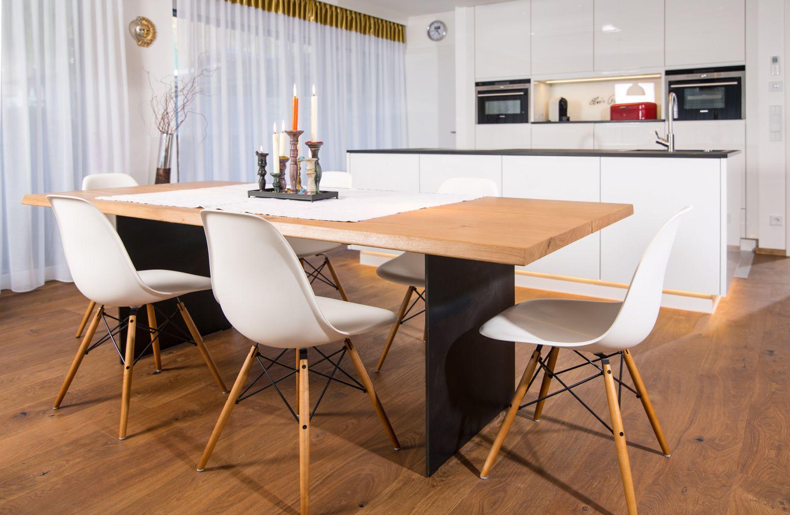 skandinavischer landhausstil im schlafzimmer. Black Bedroom Furniture Sets. Home Design Ideas